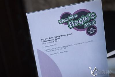 WOOHOO Bogle's Alive Benefit