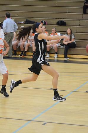 Girls Varsity Basketball Feb26 vs Fallston