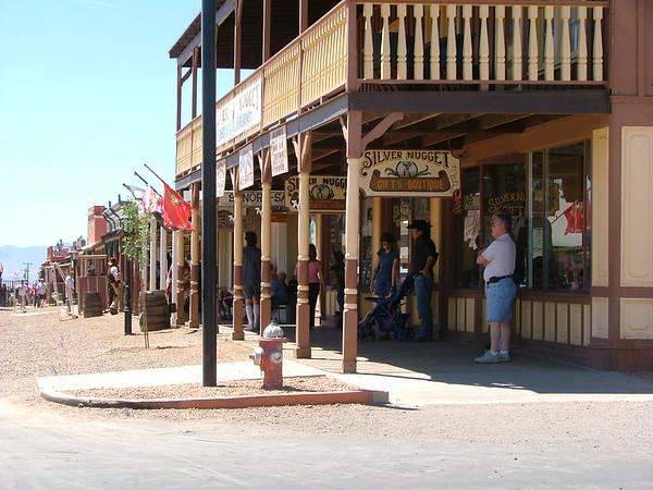 Tucson June 2003