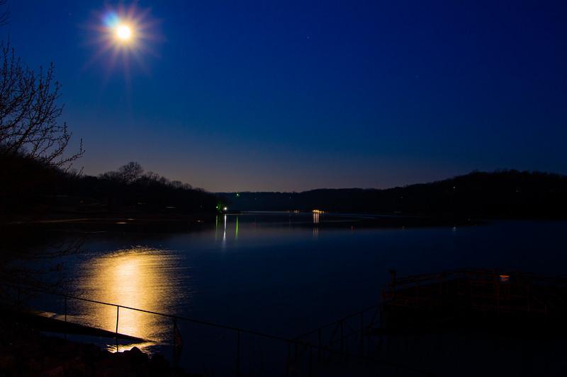 3.21.19 - Prairie Creek Marina: Worm Moon
