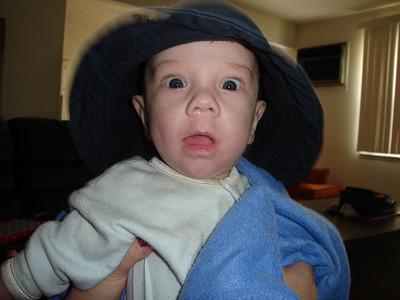 Joey at 2007
