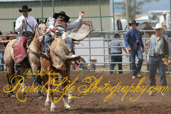 Goldendale NPRA Rodeo Saturday 2014