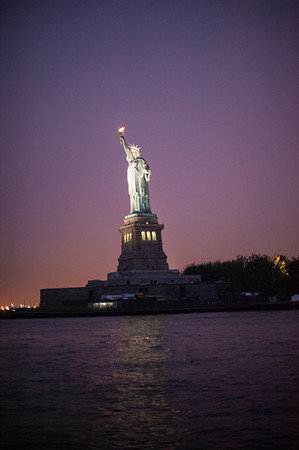 NYC by Boat