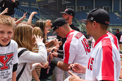 Baseball vs. Milwaukee - May 17, 2019