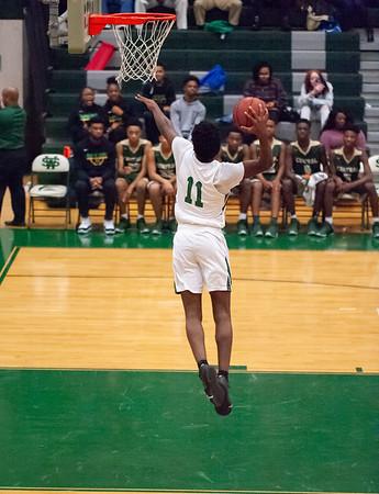 WSHS basketball 2018-19