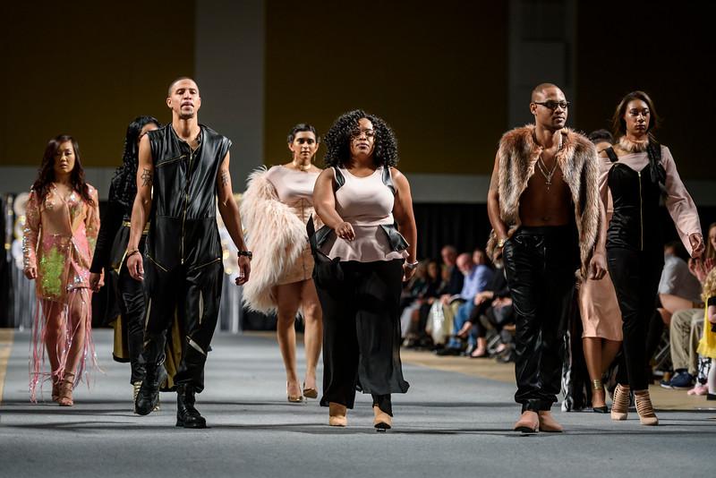 4/1/17 Purdue Fashion Show, Alexis White