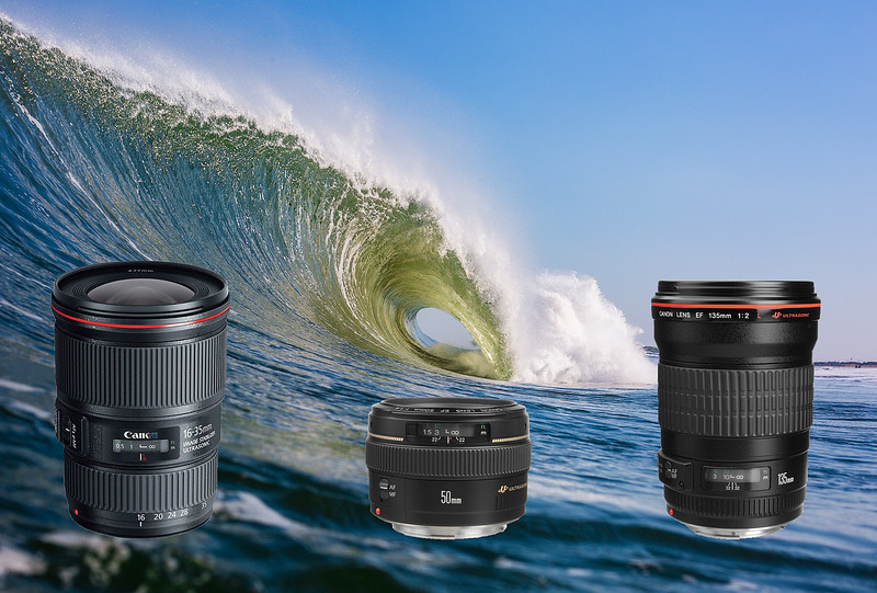 Best Lens for Surf Photography (Water Shots)
