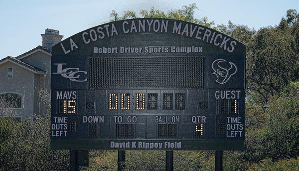 LCC Varsity Lacrosse vs. Rancho Bernardo 4.3.2021