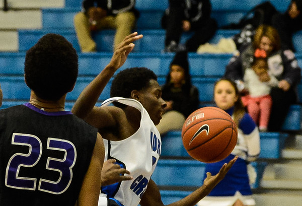 Basketball Junior Varsity vs  Crowley 12-11-13-4