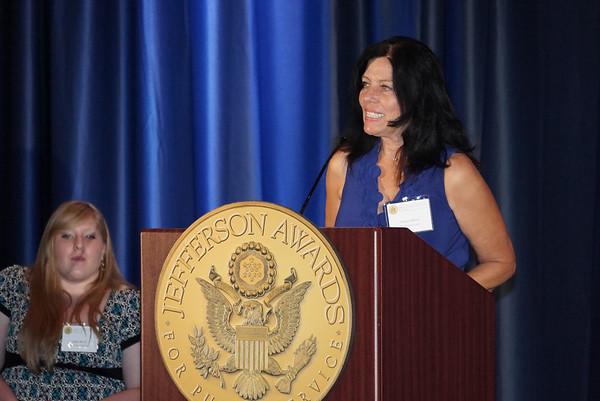 2012 Recipient Speeches after Welcome Dinner Room B