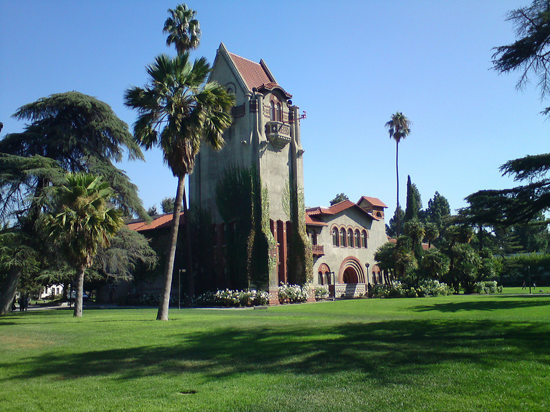 Campus of San Jose State University