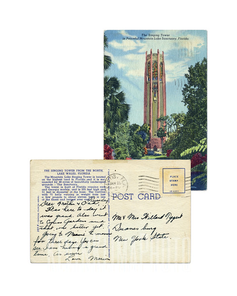 The Singing Tower - 1950