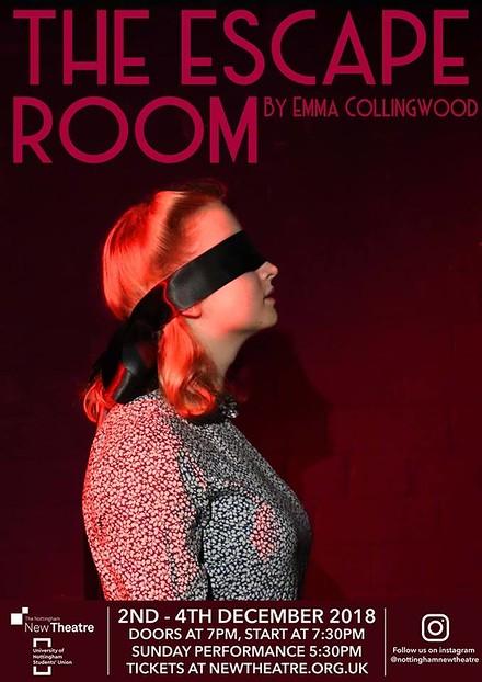 The Escape Room poster