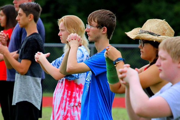 WHS Band Camp  080818