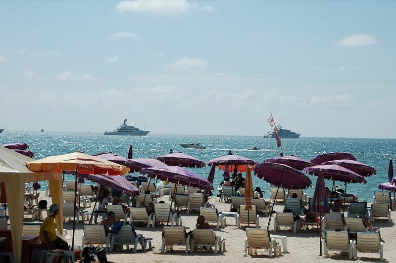 Beach Umbrellas - Phuket, Thailand
