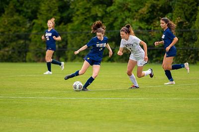 Girls Varsity Soccer vs. Trinity School at Meadow View