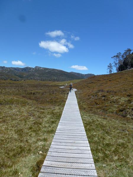 Overland Track, Tasmania, Australia (December 14-20, 2011)