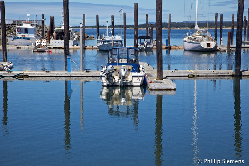 Bandon Harbor
