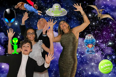 Asher S's Bar Mitzvah