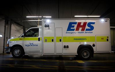 New Prototype Ambulance Aug 18th
