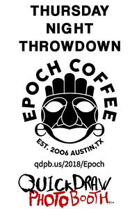 Epoch Coffee Presents: Access Thursday Night Throwdown