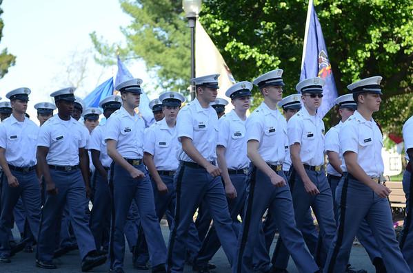 Veterans Ceremony/Blue Star Memorial Dedication