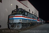 Amtrak (on Arkansas & Missouri)<br /> Springdale, Arkansas<br /> June 13, 2014