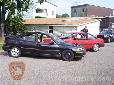 Schuylkill County - Ringtown - Mock DUI MVA - 8/21/2006