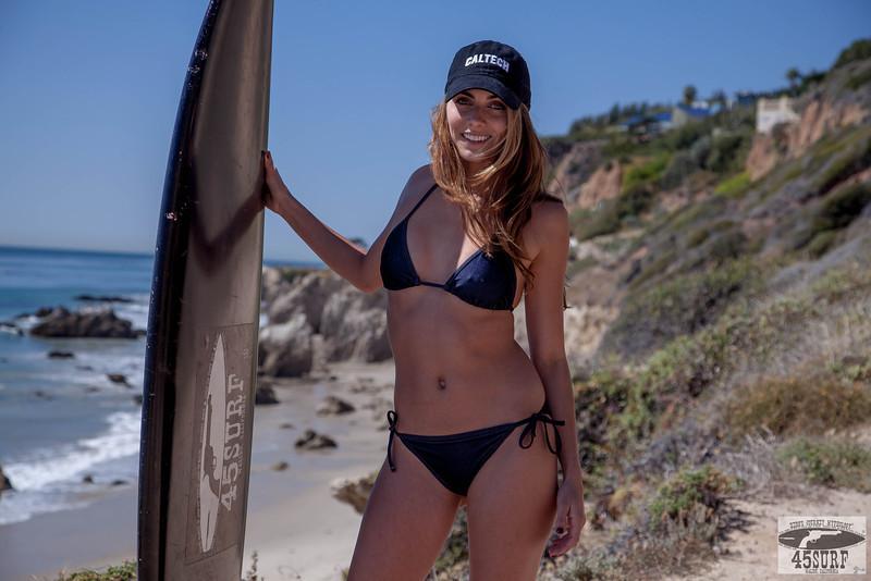 Canon 5D Mark II Photos of Beautiful Brunette Swimsuit Bikini Model Goddess! Pretty Green Eyes!