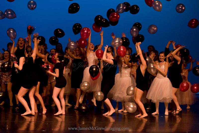 Recital's end celebration