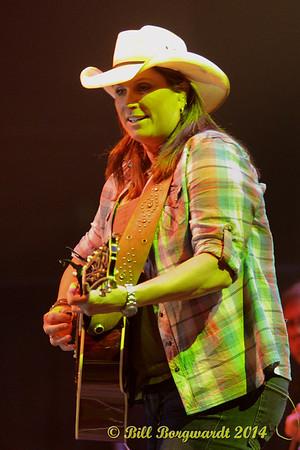 November 8, 2014 - Terri Clark at The Venue at the River Cree Casino