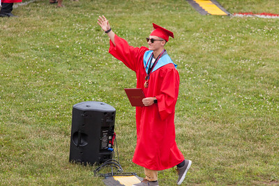 2018 Graduation, North Rockland high