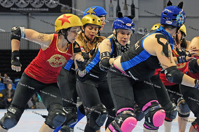 SCDG Hellcats vs ACDG - Apr 26th, 2014