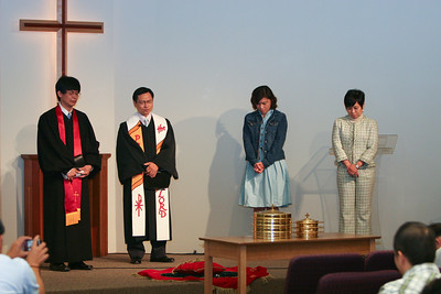 Mandarin Baptism 8-09-2009