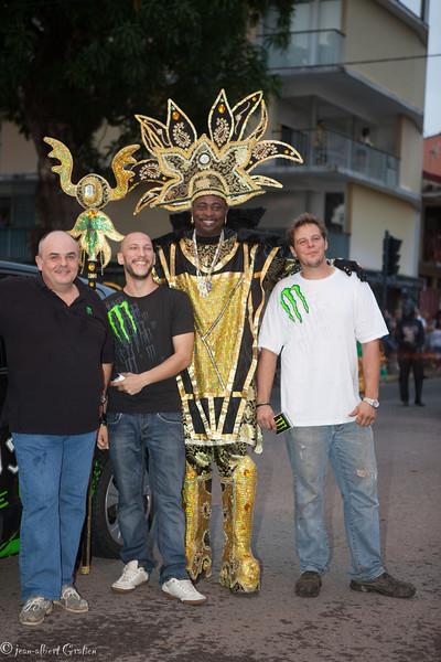 Parade de Cayenne 2014