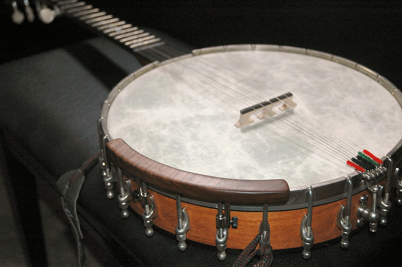 Ome Juniper Openback Banjo 