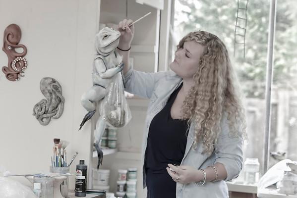 Artist In Residence Molly Allen