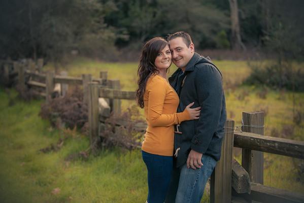Becky & Sean (engagement shoot)