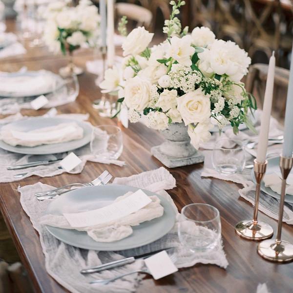 Setting the Table -   emilymichelson.com @emily_michelson  Flowers - @FlowerArtistry Decor - @PaperdollWeddings