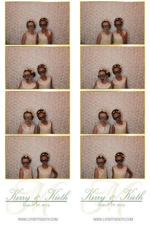 Kerry & Keith's Wedding