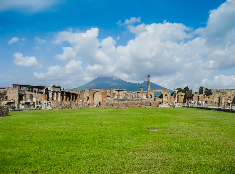 Best Time to Visit Europe Pompeii Italy