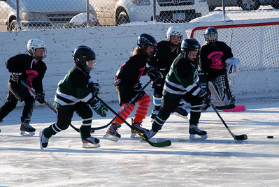 Spartan 10U Girls at Twig (5.6-Jan-2013)