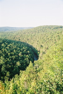 2004 STEEP ROCK OVERLOOKING THE CLAMSHELL