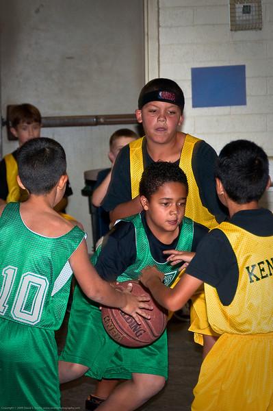 Cobras Basketball Team