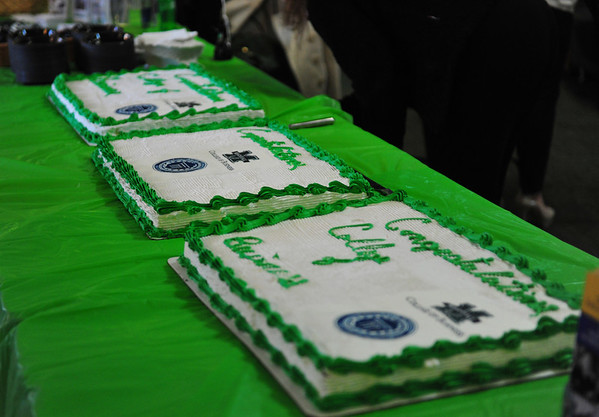College of Business Accreditation Celebration 2012