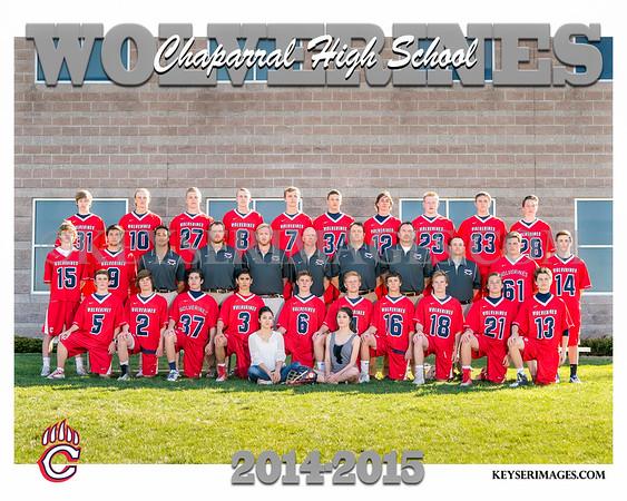 2014-15 Chaparral Lacrosse