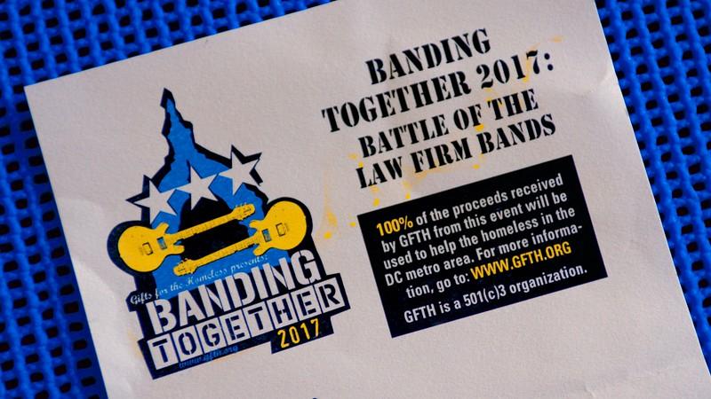 BANDING TOGETHER - 2017