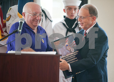 8/29/15 American Freedom Museum At Brook Hill School Receives Purple Heart Designation by John Murphy & Sarah Miller