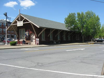 Goshen Police Station