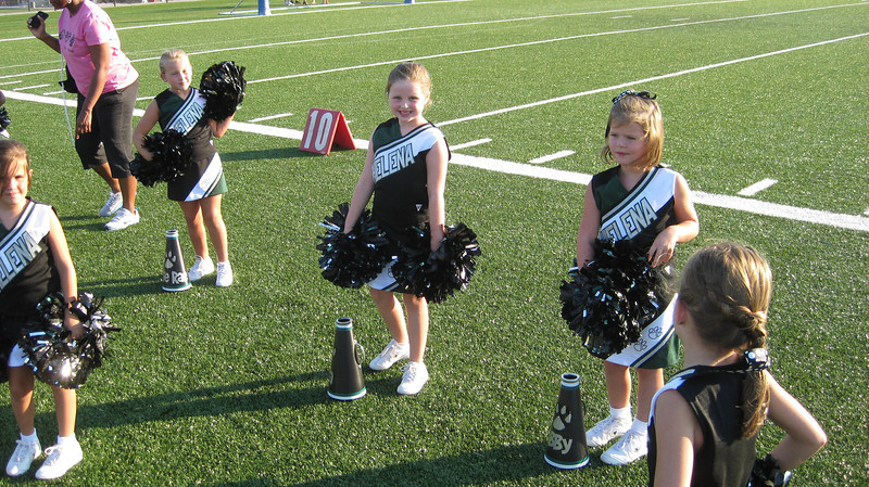 First game for Cheer